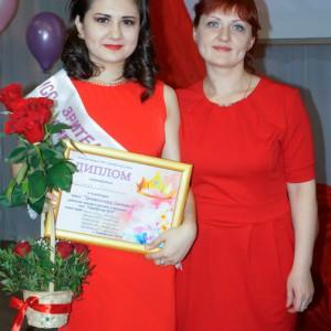 Мисс Октябрьское - 2016