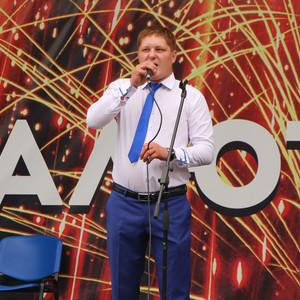 Концерт творческого коллектива Октябрьского района в г.Оренбург