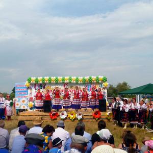 Праздник украинской культуры в с.Буланово.