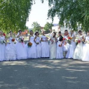 Первый Парад невест (2014 год)