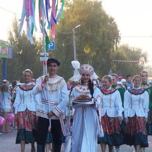 """Районный праздник национальных культур """"Хоровод дружбы"""""""
